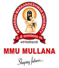 MMU Mullana Results 2015
