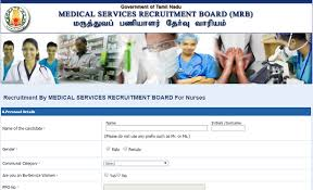 MRB TN Staff Nurse Admit Card