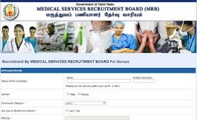 MRB TN Staff Nurse Admit Card