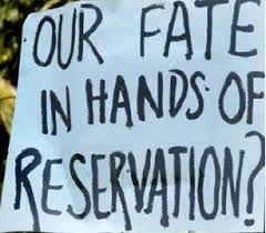 Should Reservation be continued or scrapped