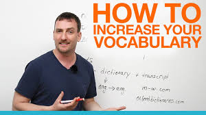 How to Improve English Vocabulary