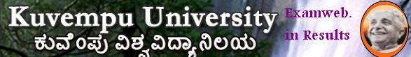 Kuvempu University Result