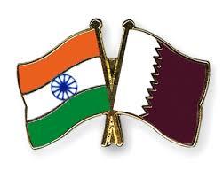 Modi at Qatar