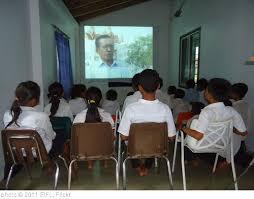 Education via Television