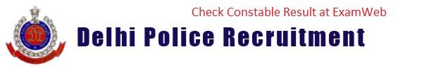Check Delhi Police Constable Result